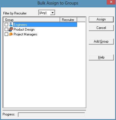 4 - Bulk Assign Groups